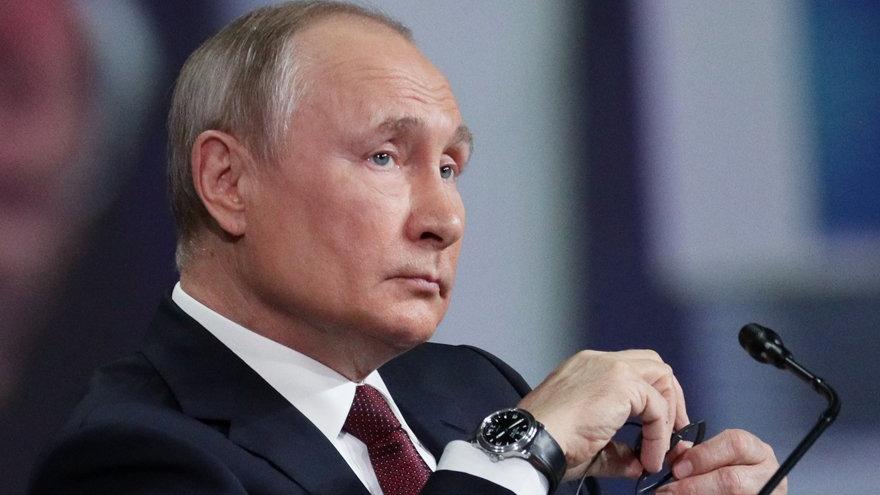 Putin, Açık Semalar Antlaşması'ndan resmen ayrıldı