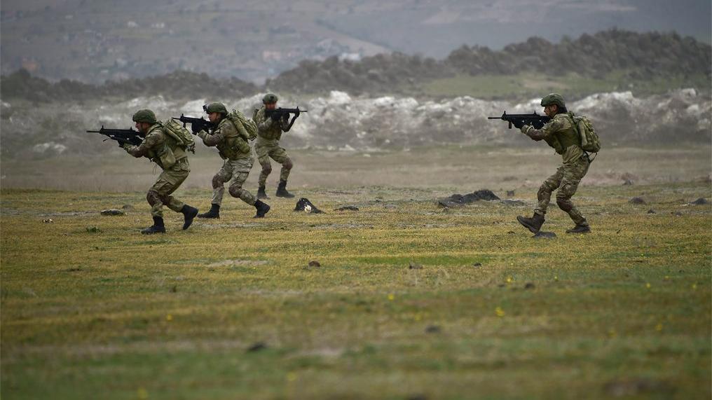 6 PKK/YPG'li terörist öldürüldü