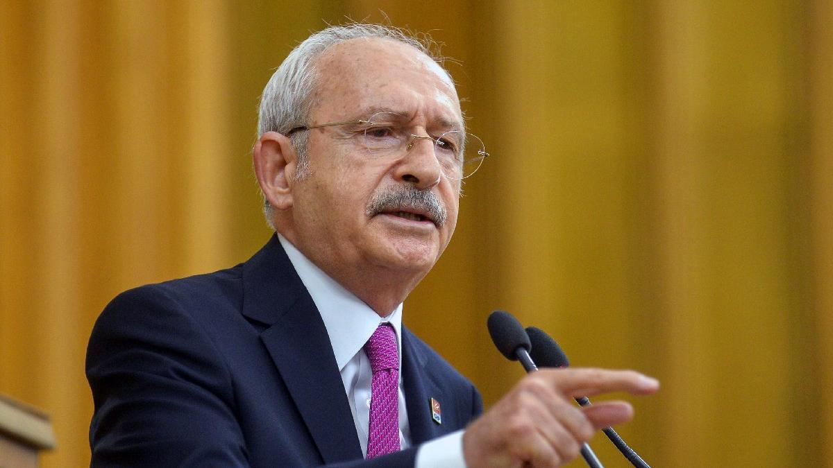 Kemal Kılıçdaroğlu'ndan sert sözler