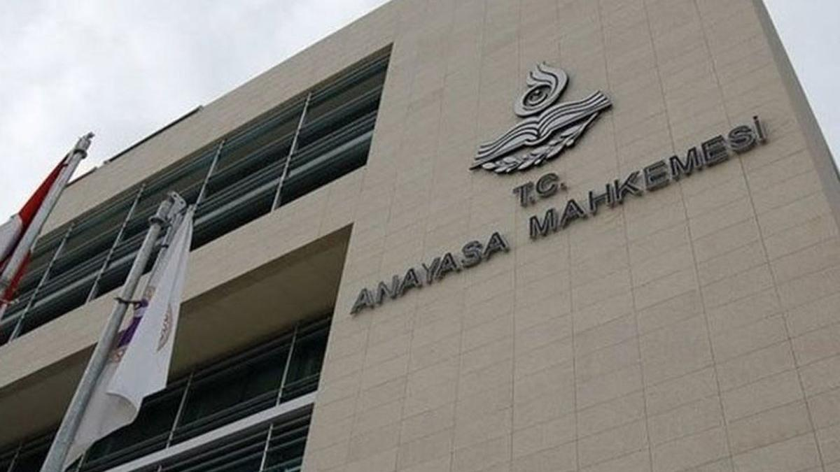 AYM, HDP iddianamesi için raportör görevlendirdi