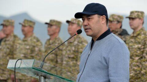 Sadır Caparov, Türkiye'ye geliyor