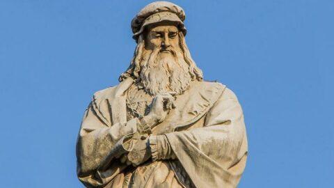 Leonardo Da Vinci, Adana'yı selden kurtarmaya gelmiş