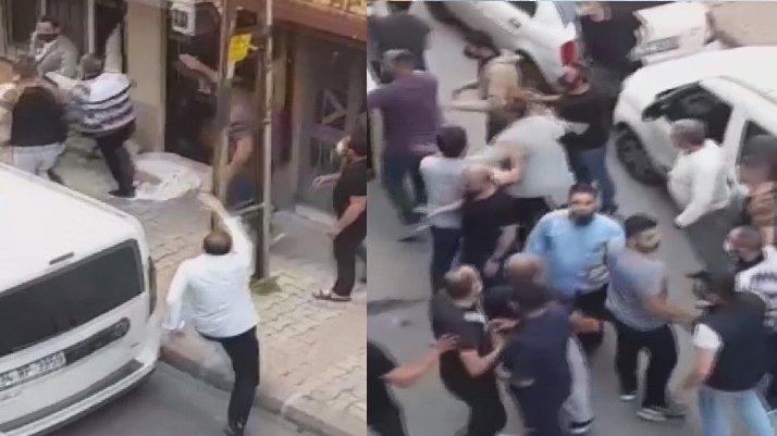 İstanbul'da taciz iddiası mahalleliyi sokağa döktü