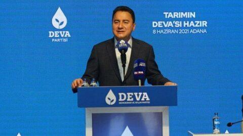 Ali Babacan Tarım Eylem Planı'nı açıkladı