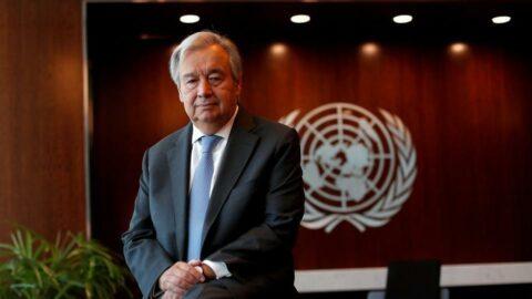 BM Güvenlik Konseyi'nden 'Gutteres' kararı