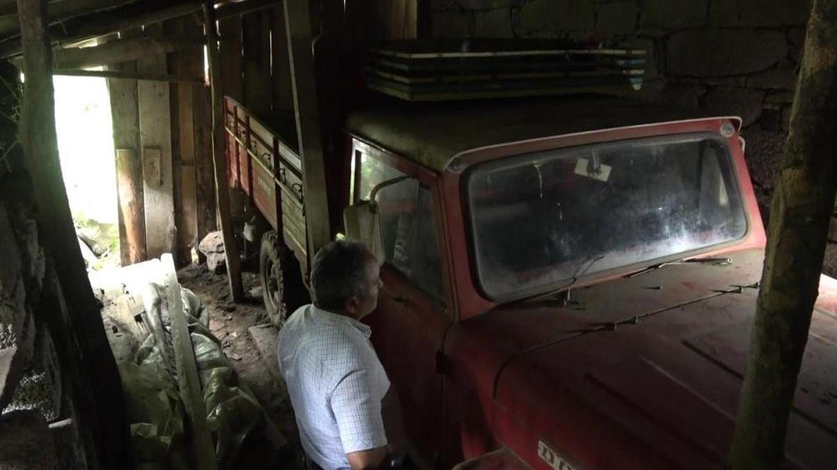 42 yıl önce garaja kilitledi, o günden beri çıkarmadı