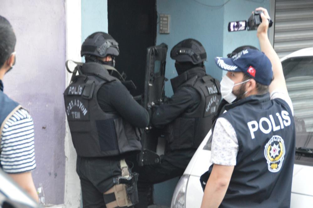 İstanbul'da dev operasyon: Çok sayıda gözaltı