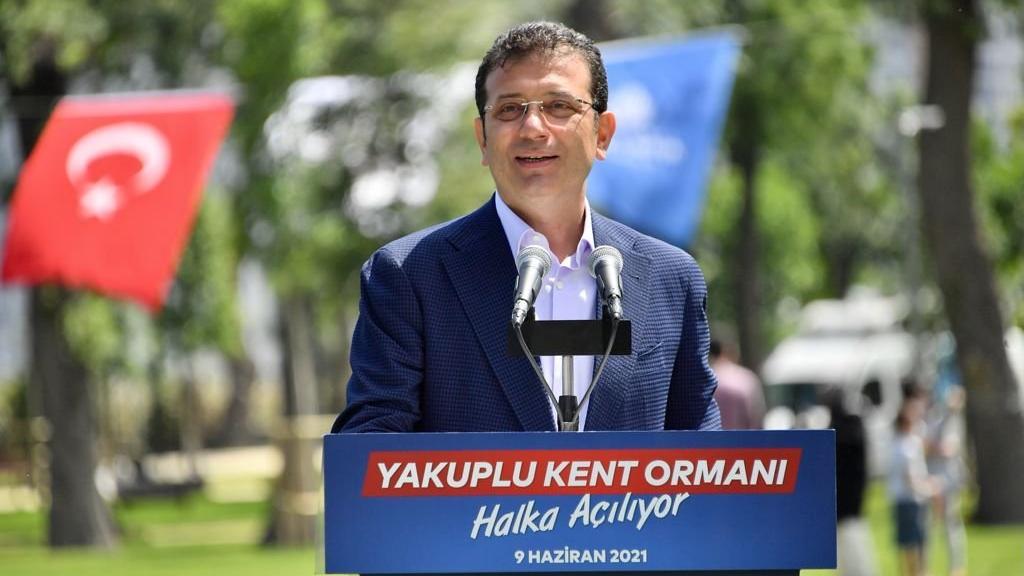 İmamoğlu'ndan Kanal İstanbul tepkisi: 'Beton Kanal'da mesele duygusal'