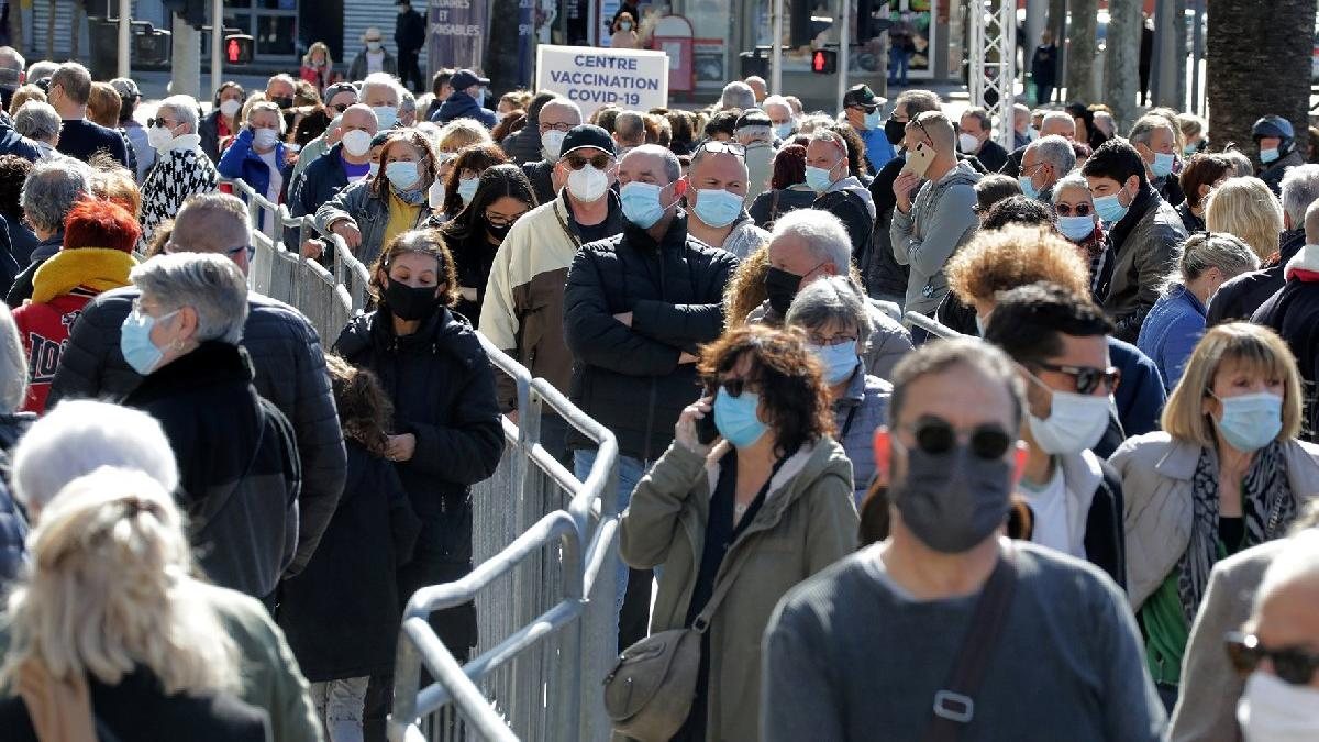 ABD'de sürü bağışıklığına ulaşan ilk şehir San Francisco olacak