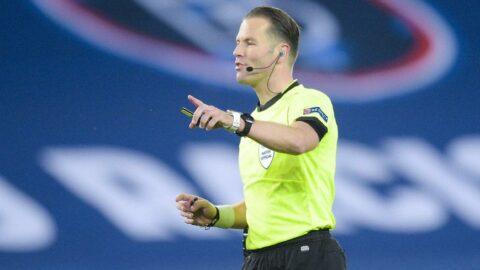 İtalya-Türkiye maçına Hollandalı hakem