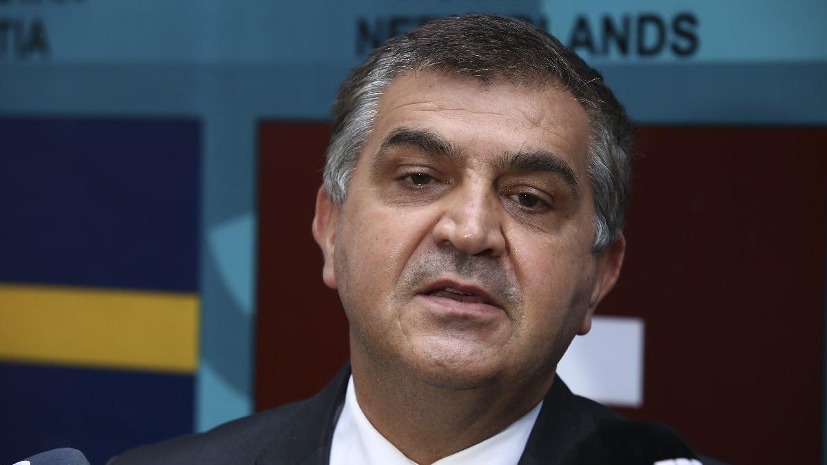 Dışişleri Bakan Yardımcısı Faruk Kaymakçı: Türkiye tarihiyle, kültürüyle, ekonomisiyle ve futboluyla Avrupalıdır