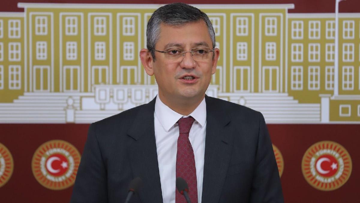 Özgür Özel'den Süleyman Soylu'ya sigorta sorusu