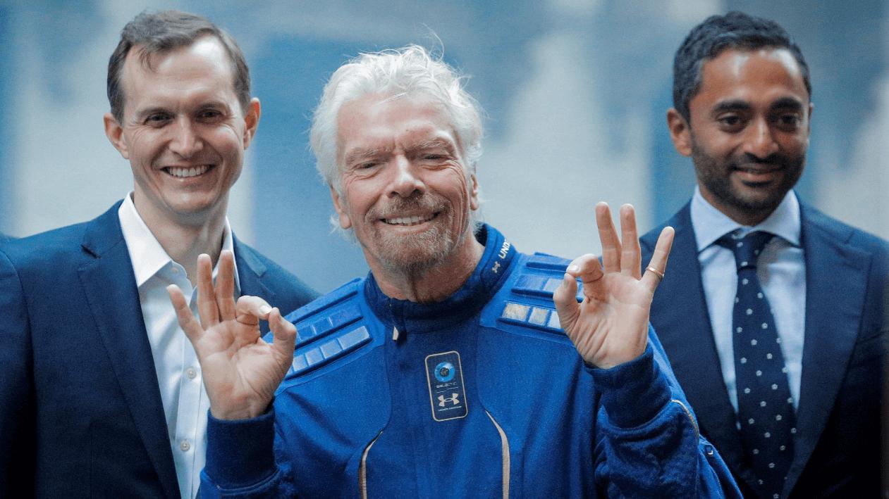 Uzay yarışında Richard Branson Jeff Bezos'u geçebilecek mi?