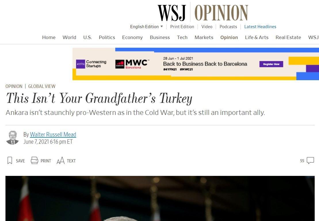 ABD'li yazar: Kıdemli Türk yetkililer, Türklerin mutsuz olduğunu söylüyor