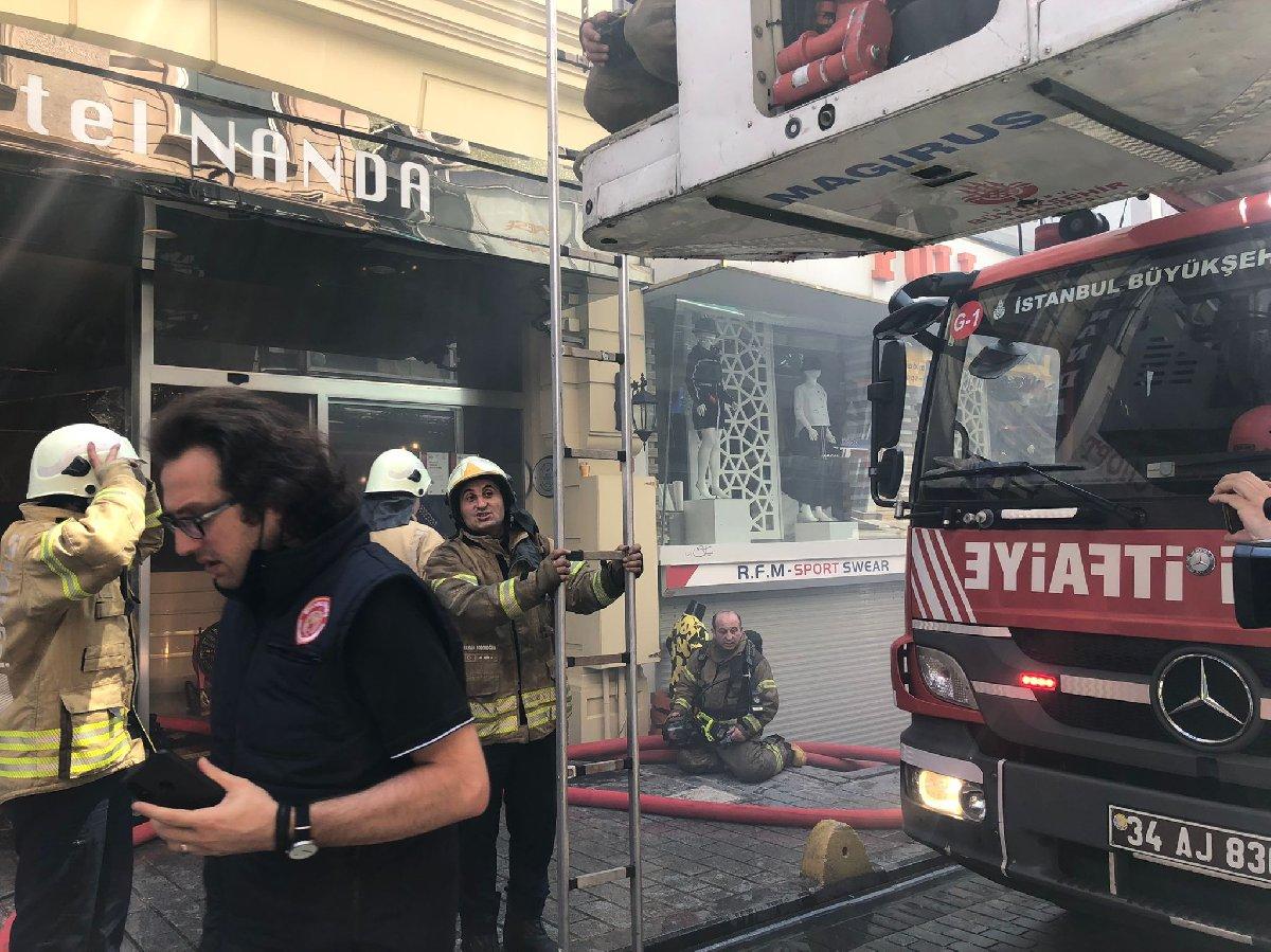 İstanbul'da otelde can pazarı