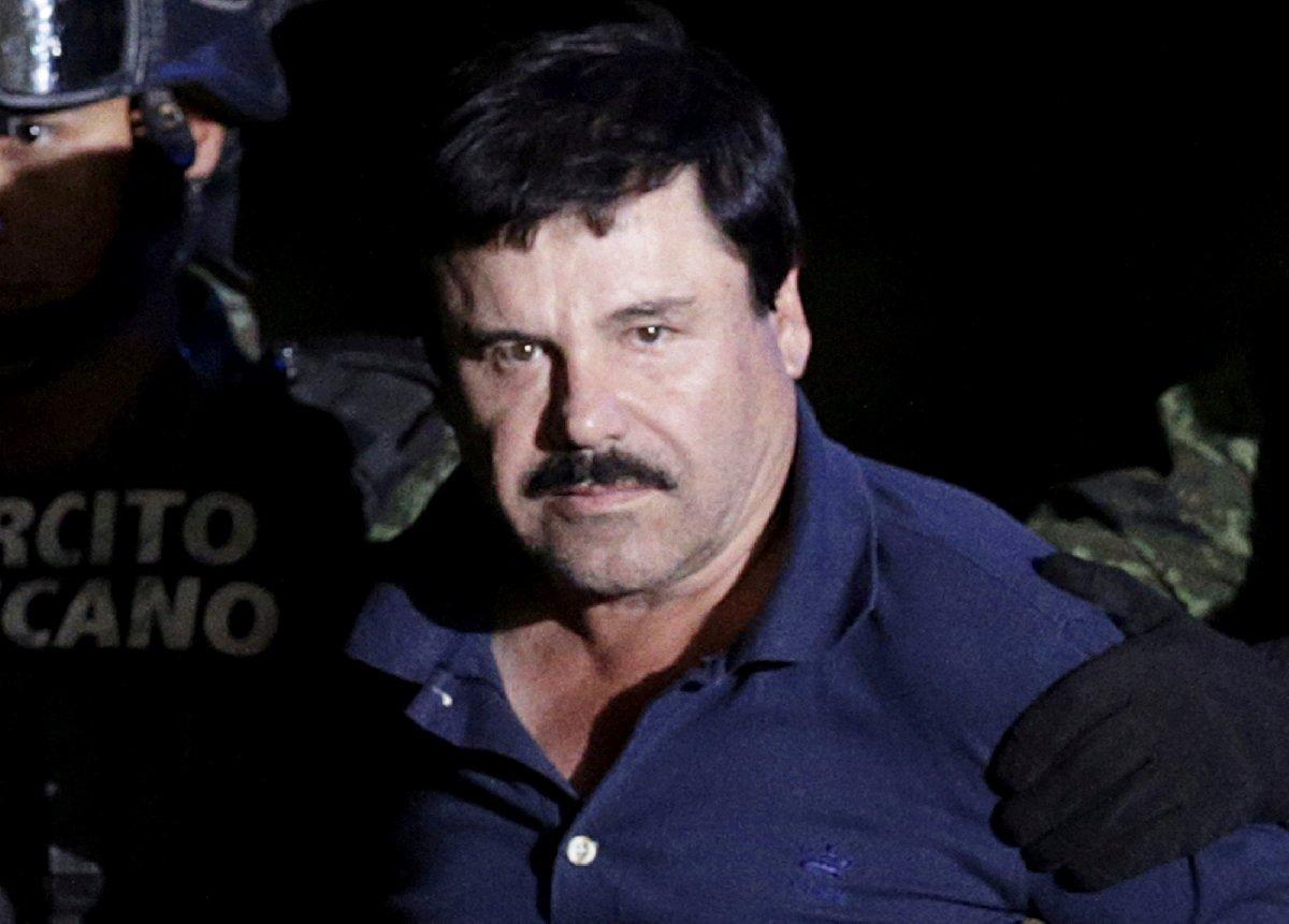 El Chapo'nun eşi hakim karşısında: Suçlarını itiraf edecek