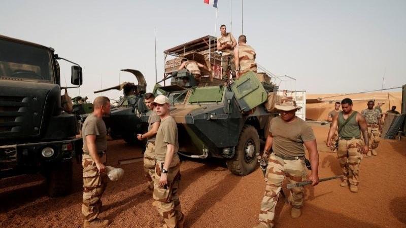 Macron duyurdu! Barkhane Operasyonu sona eriyor