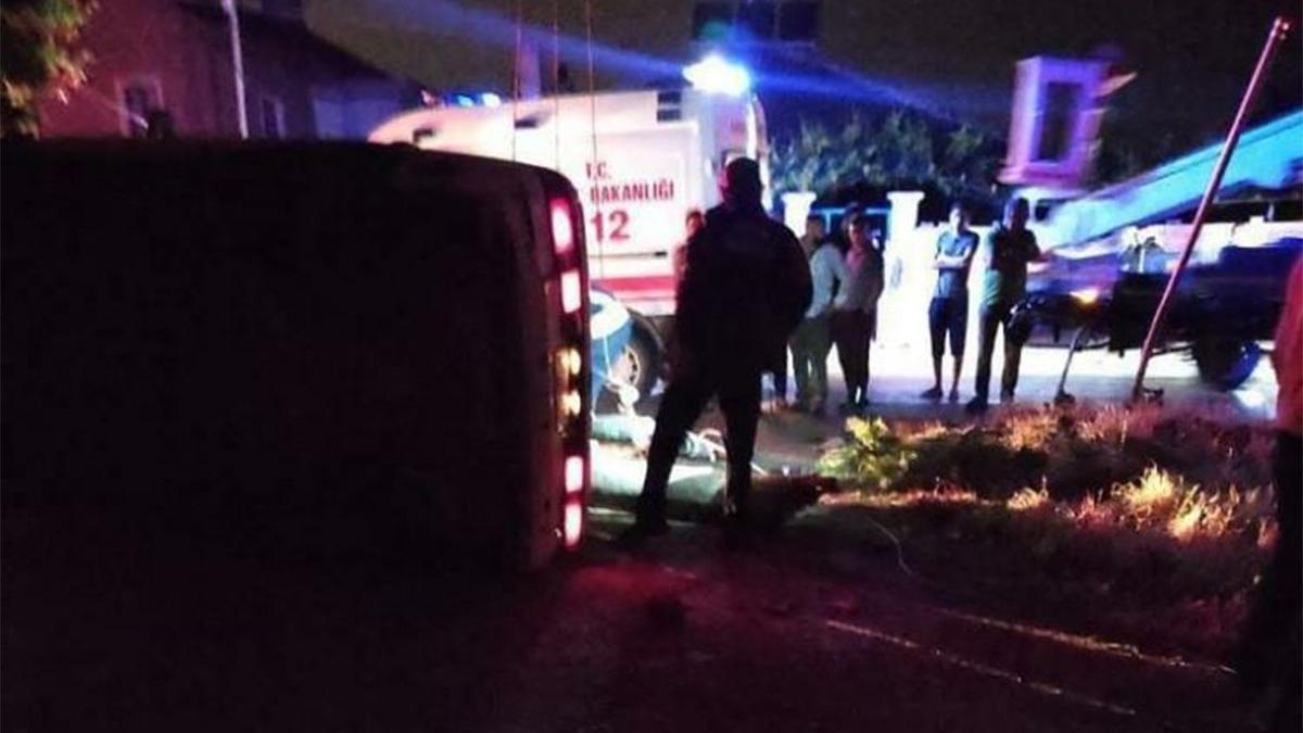 Çocuk sürücü dehşet saçtı: 2 çocuk öldü, 3'ü yaralandı