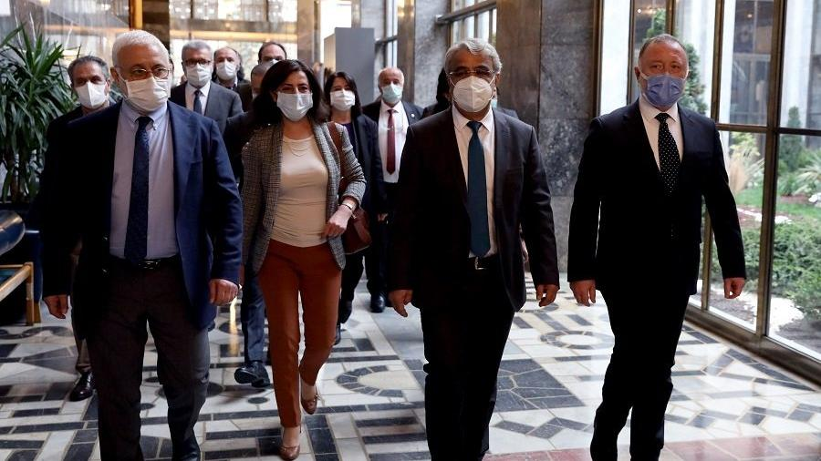Yargıtay'dan HDP açıklaması: 451 kişi hakkında siyasi yasak talep ettik