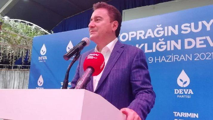 Babacan'dan Erdoğan'a 'açlık' yanıtı