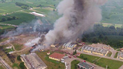 Havai fişek fabrikasındaki patlama davası: Denetimlerden önce haber geliyordu