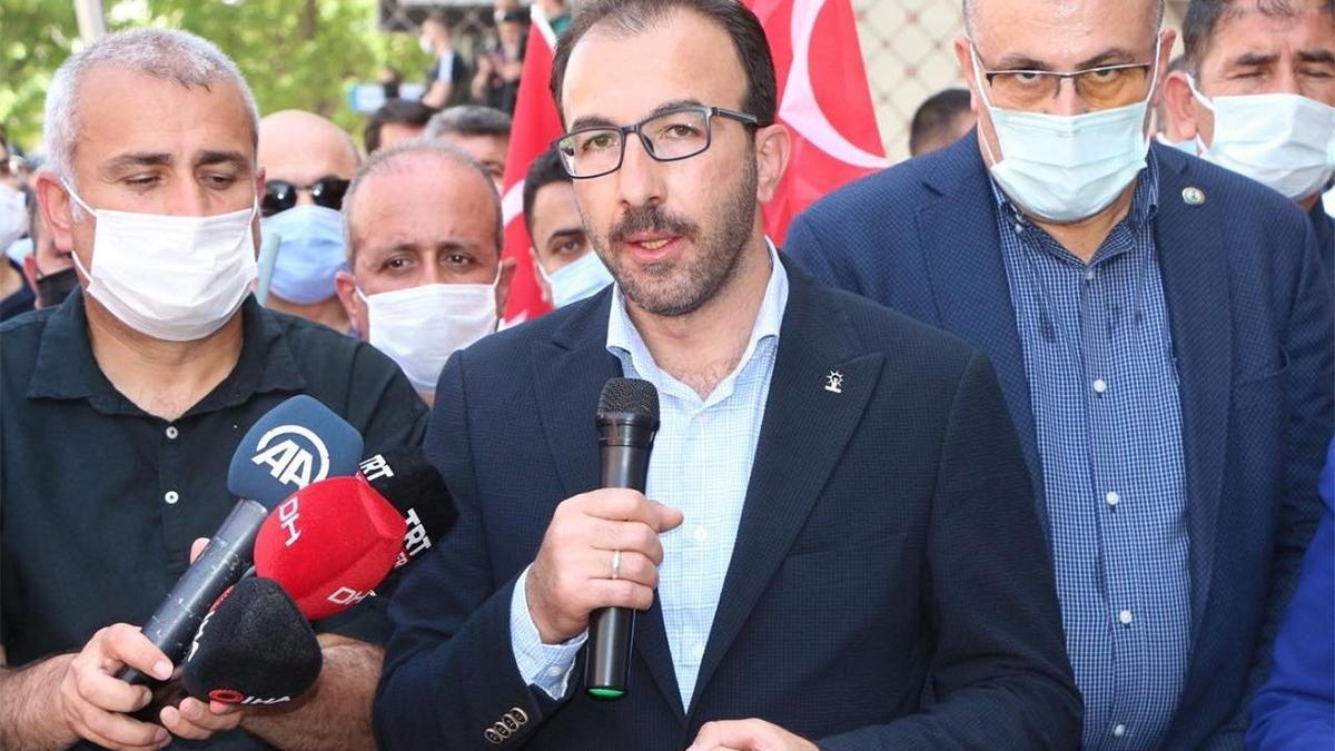 HDP'den AKP'liler hakkında suç duyurusu