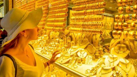 """Mücevher sektörünü pandemi değil """"DİR"""" vurdu"""