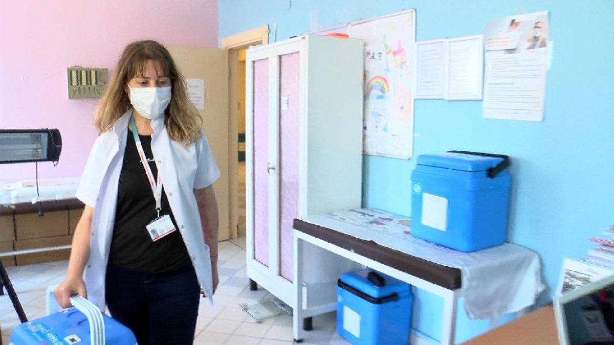 Özer'den aşı açıklaması: Günde en az 6 randevu gerekiyor