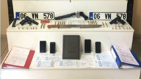 Araç ilanı veren vatandaşları dolandırdılar: 17 gözaltı