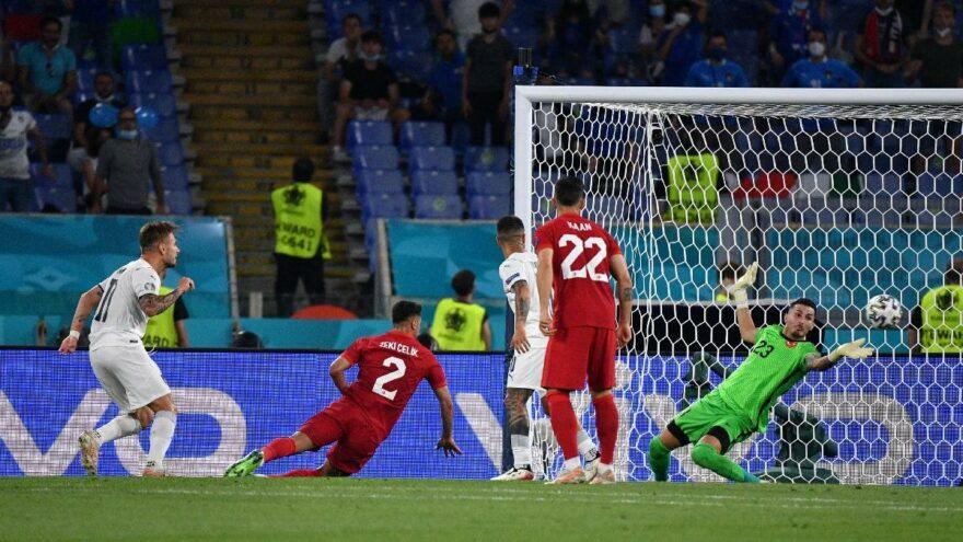 Roma'da kötü başlangıç! Türkiye, İtalya'ya 3-0 kaybetti (EURO 2020 ilk maç)