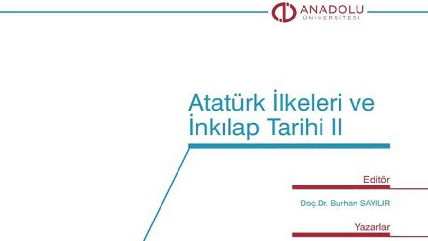 Atatürk İlkeleri ve İnkılap Tarihi dersini AKP tarihine çevirdiler