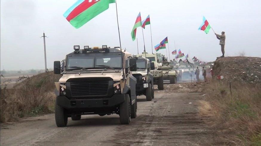 Azerbaycan: Ermenistan, askerlerimize ateş açtı