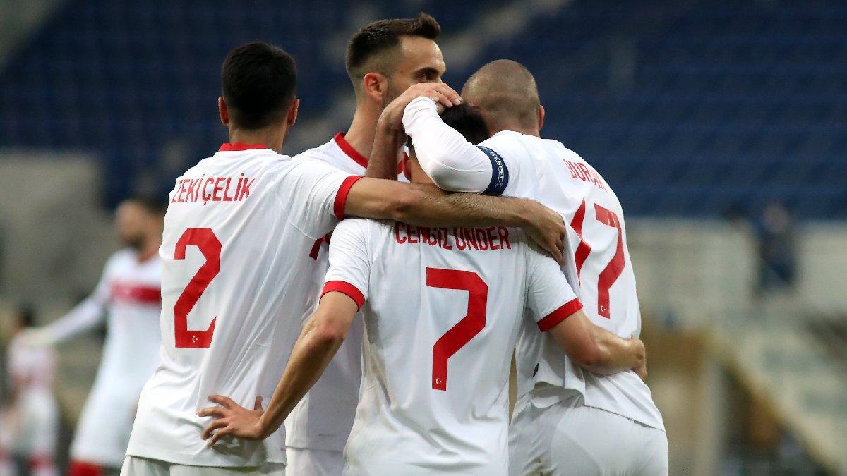 Türkiye EURO 2020 şampiyonluğuna inanıyor