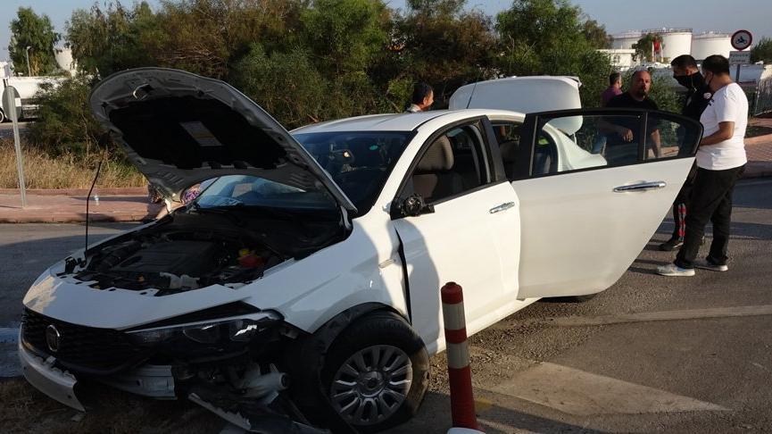Kaza yapan alkollü İranlı sürücü: Her zaman alkollü yola çıkıyorum