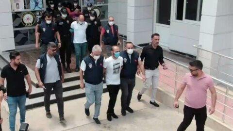Mersin'deki organize cinayete 4 tutuklama