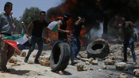 İsrail güçlerinden Filistinlilere müdahale: Ölü ve yaralılar var