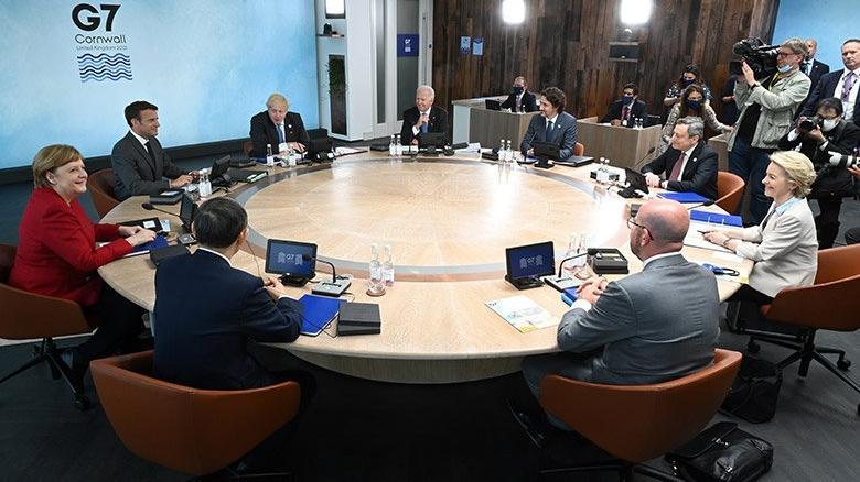 G7 Liderler Zirvesi'nde corona alarmı