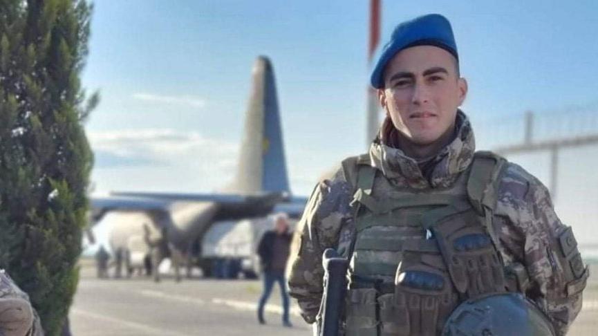 Terör saldırısında bir askerimiz şehit oldu