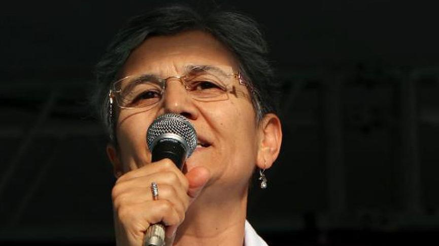 HDP'li Leyla Güven'in 22 yıl 3 ay hapis cezası onandı