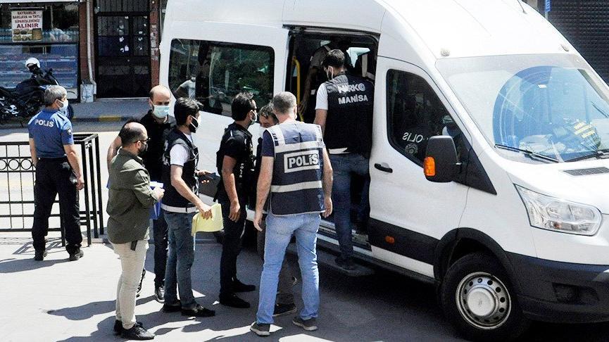 Uyuşturucu çetesine operasyonda 7 kişi tutuklandı