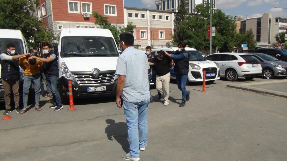 Polise silahlı saldırı düzenleyen 3 şahıs tutuklandı