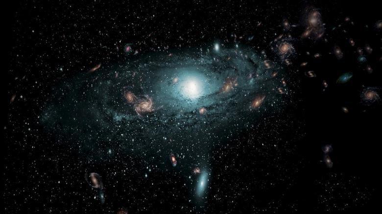 Samanyolu'nun kalbinde, Güneş'in 100 katı büyüklüğünde yeni bir yıldız bulundu