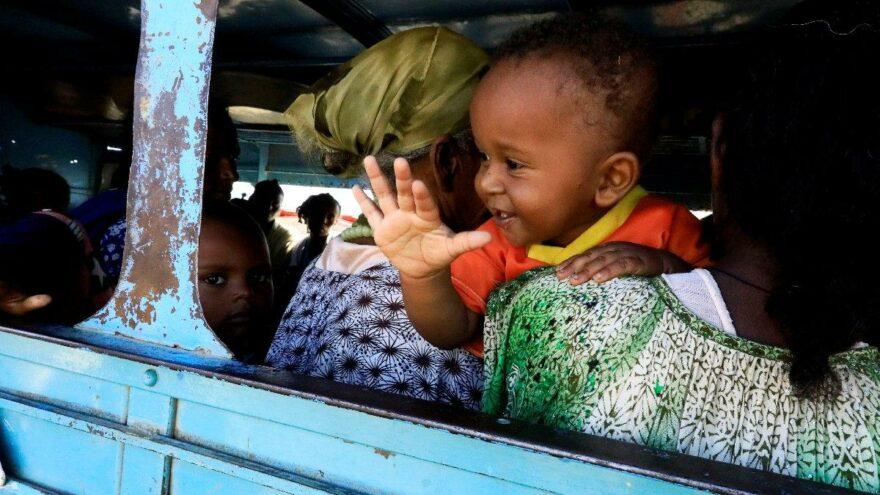 BM'den 'Tigray' uyarısı: 30 bin çocuk ölüm riskiyle karşı karşıya