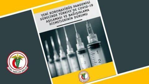 TTB'nin aşı raporu yayımlandı: Gerekli ancak yeterli değil