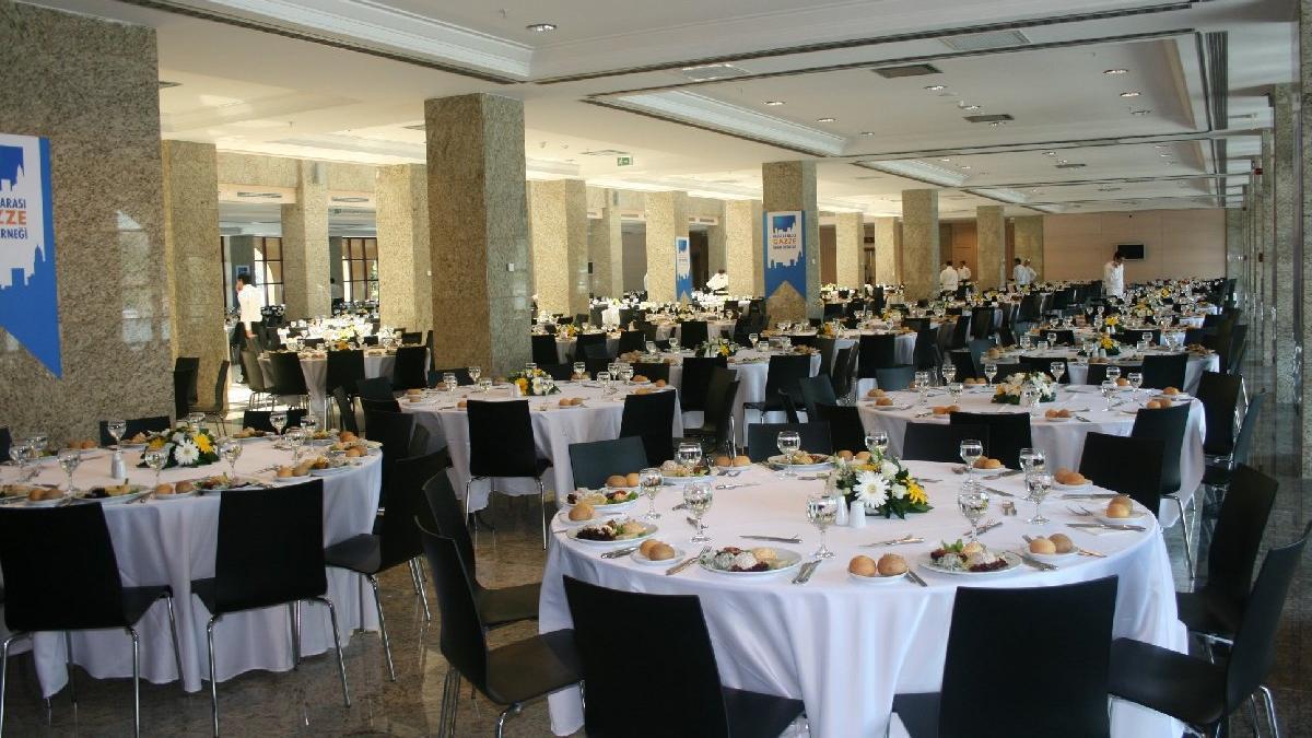 TÜGVA'nın okul başkanları toplantısının İBB'ye faturası 171 bin lira!