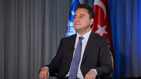 Ali Babacan: İki yılda 130 milyar doları cayır cayır sattılar