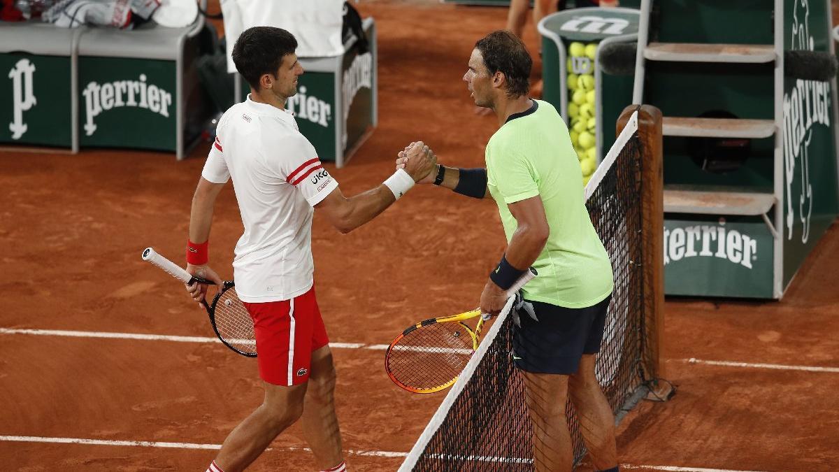 Rafael Nadal'ı eleyen Novak Djokovic tarih yazdı!