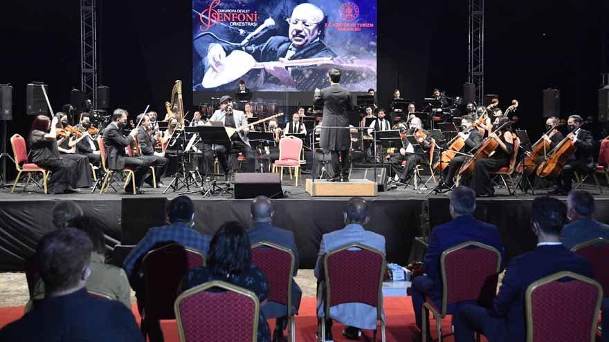 Çukurova Devlet Senfoni Orkestrası'nın 'Yaza Merhaba' konserleri başladı