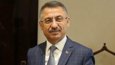 Fuat Oktay müsilajı CHP'ye bağladı