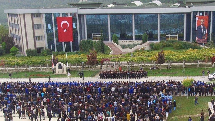Pamukkale Üniversitesi'nde skandal final sorusu...